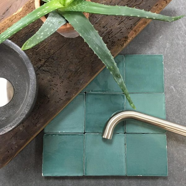 Stow mix Olive 10x10cm