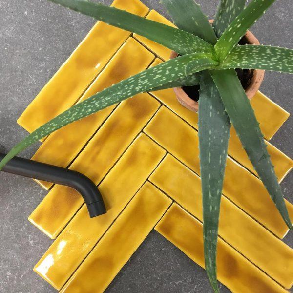 DTG Mooi Wonen Honey 5x25cm