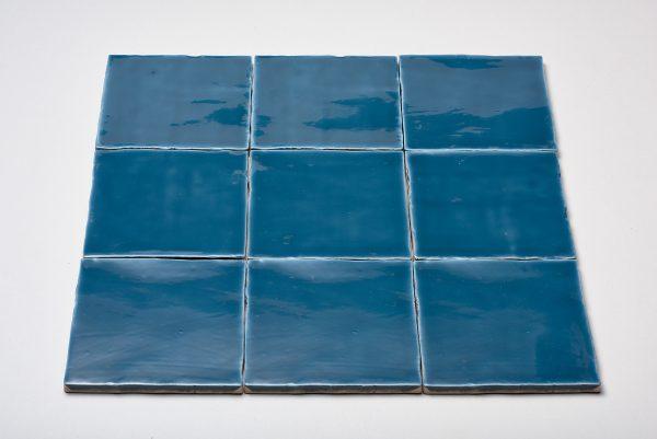 DTG Mooi Wonen Sea blue 13x13